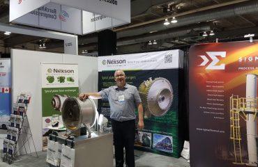 Nexson. Global Petroleum Show 2017