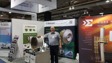 Nexson. Global Petroleum Show 2017