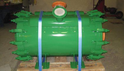 Спирально-пластинчатый теплообменный аппарат GreenSpiral™