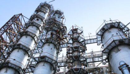 Нексан. Гозохимическое производство
