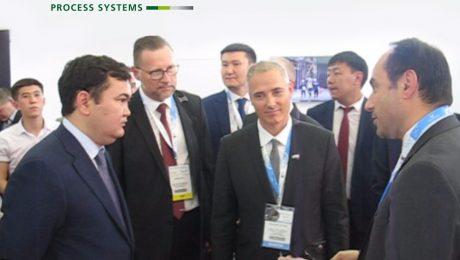 Астана. Теплообменники Нексан